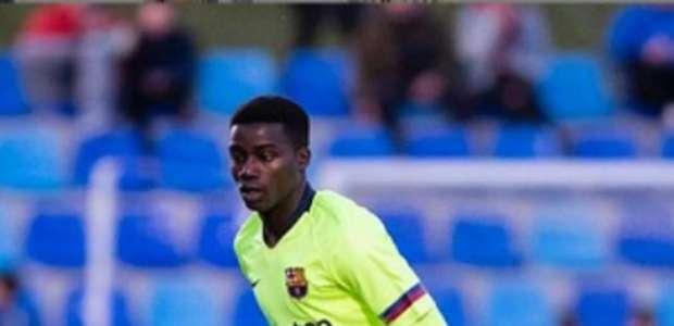 Lateral do Barcelona B que agrediu fã diz que ter ...
