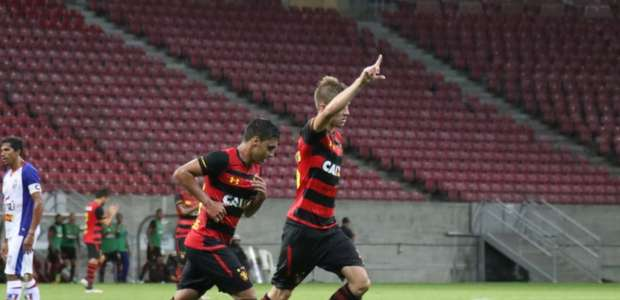 Sport vence a primeira no Campeonato Pernambucano