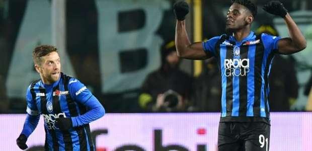 "Atalanta dá ""olé"", elimina a Juventus e vai à semifinal"