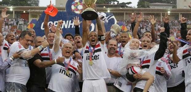Capitão do São Paulo na Copinha renova contrato até 2022