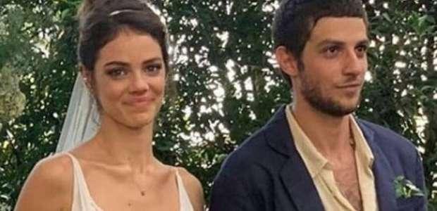 Maquiador de Laura Neiva explica make do casamento da atriz