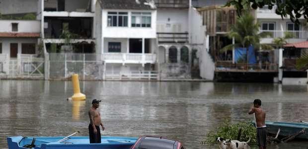 Prefeitura do Rio anuncia medidas de precaução para temporal
