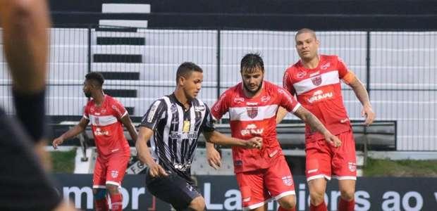 Copa do Nordeste: ABC empata com o CRB; Botafogo-PB ...