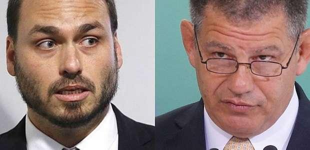 Magoado e traído, Bebianno não vai poupar filho de Bolsonaro