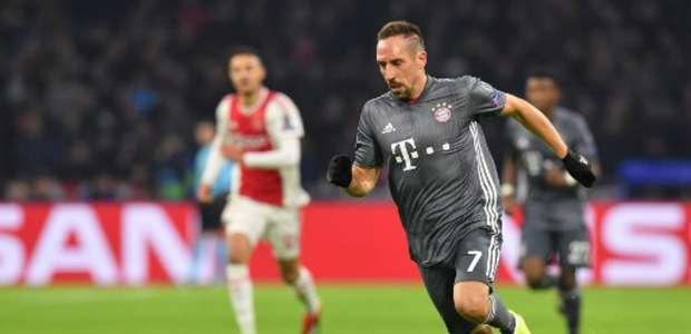 Após ser pai, Ribéry se juntará ao Bayern para enfrentar ...