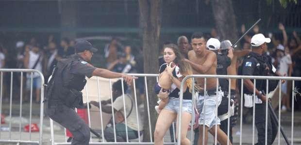 Após confusão, Vasco e Fluminense apontam que briga está ...