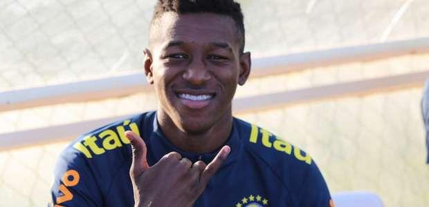 Jornal espanhol diz que Barça está perto de Vitão, ...