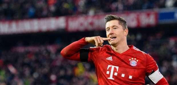 Lewandowski rasga elogios a Klopp: 'Foi essencial para ...