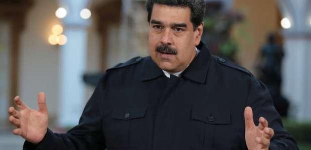 """Maduro acusa Trump e Bolsonaro de """"apologia à guerra"""""""