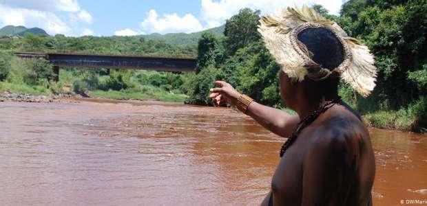 Brasil está deixando rios morrerem, diz estudo
