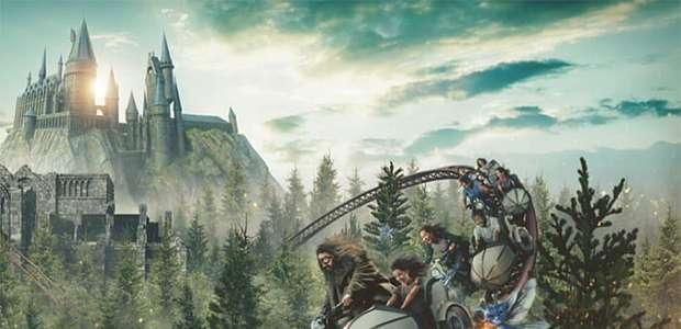 Conheça a nova montanha-russa de Harry Potter em Orlando