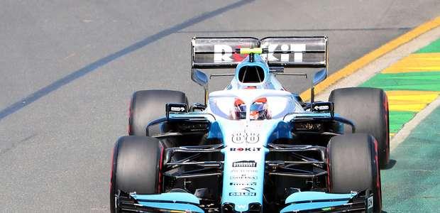 Kubica aguarda com expectativa a corrida no Bahrein