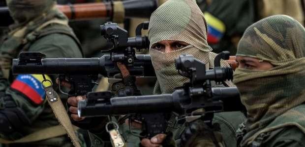 Crise na Venezuela: O que se sabe sobre os aviões ...