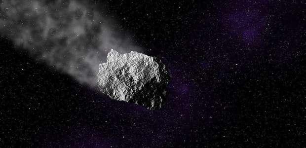 Nasa poderia estudar 3º maior asteroide do Sistema Solar