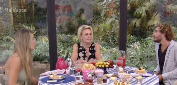 BBB: Paula gera climão com Alan ao perguntar de Hana e Carol