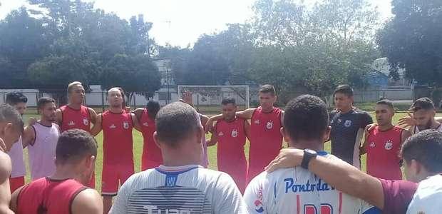 Jogo do Bragantino-PA pela Copa do Brasil mobiliza cidade
