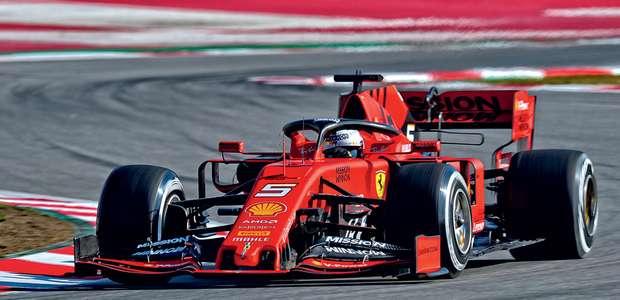 F1 2019: conheça o novo carro, a equipe de cada piloto e ...
