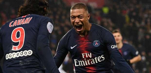 Ligue 1 Performance Index: Mbappé dá ao PSG um ...