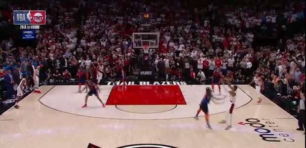 NBA: TOP 3 JOGADAS! Lillard exibe maestria frente ao ...