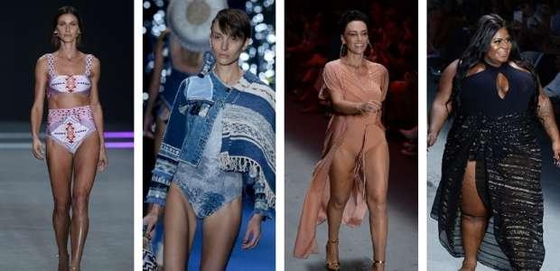 De Kuerten a Jojo: Tops e famosas desfilam moda praia