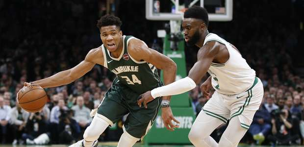 Bucks vencem Celtics e ficam a uma vitória da final do Leste