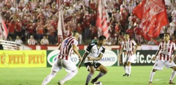 Botafogo-PB joga melhor vai a final inédita no Nordestão