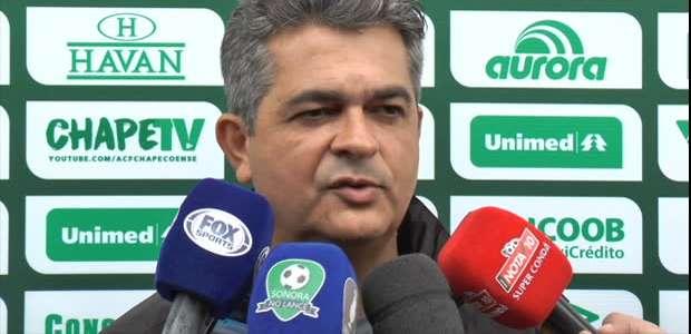 CHAPECOENSE: Ney Franco sobre duelo com Fortaleza: ...