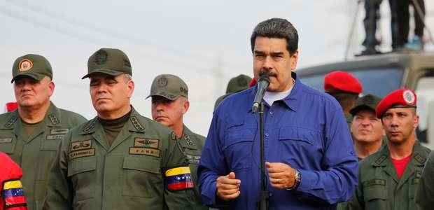 Brasil avalia ativar pacto da Guerra Fria contra Maduro