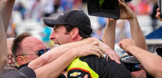 Indy 500: Pagenaud lidera o Fast Nine e faz a pole para ...