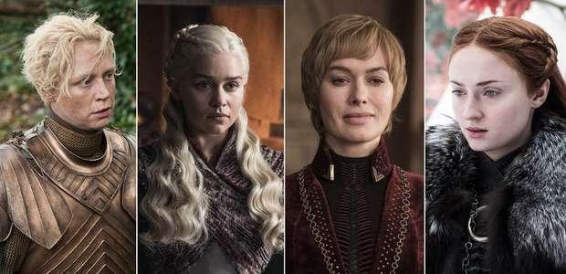 Game of Thrones: quanto falaram as mulheres na série?