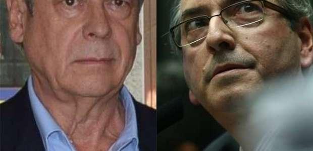 Dirceu e Cunha dividem cela na prisão da Lava Jato