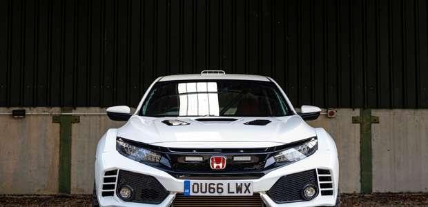 """Honda Civic vira """"SUV"""" nas mãos de empresa britânica"""