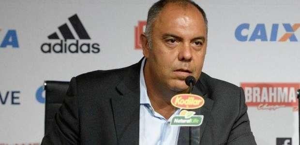 Dirigente do Fla rebate acusações de Abel e nega Mourinho