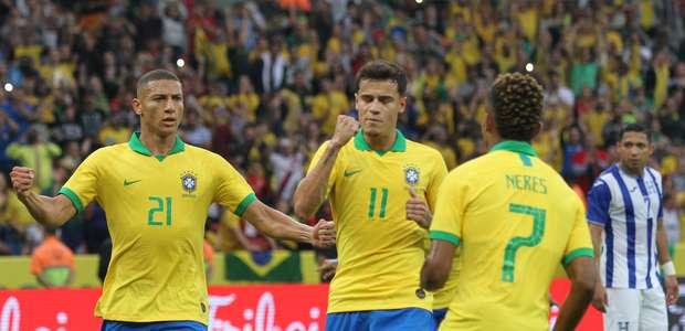 O número 7 une Nadal, Palmeiras, Hamilton e Seleção
