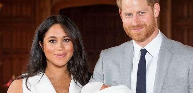 Filho de Meghan Markle e Príncipe Harry, Archie encanta ...