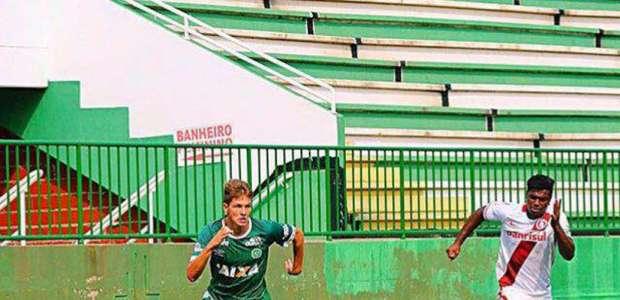 Perotti é emprestado pela Chapecoense ao futebol de Portugal