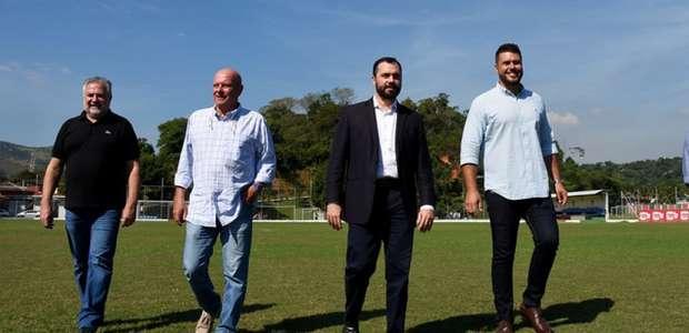 Nova diretoria da base do Fluminense é apresentada em Xerém