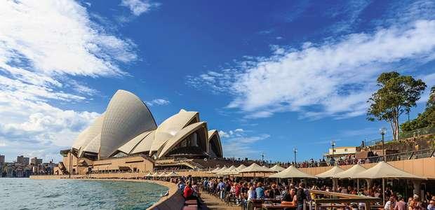 """Sydney, na Austrália, declara """"estado de emergência ..."""