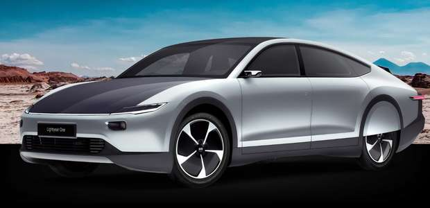 Carro solar de grande autonomia é apresentado ao mercado