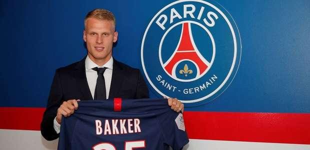 Paris Saint-Germain contrata zagueiro Mitchel Bakker, do ...