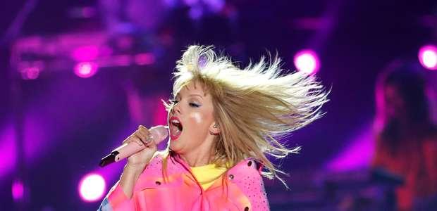 Taylor Swift lidera celebridades mais bem pagas do mundo