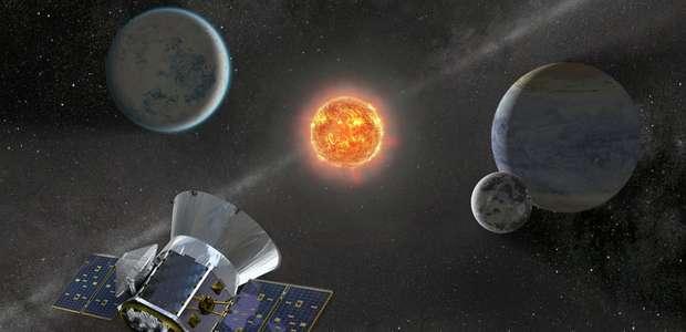 Nasa encontra 'Disneylândia' da exploração de planetas ...