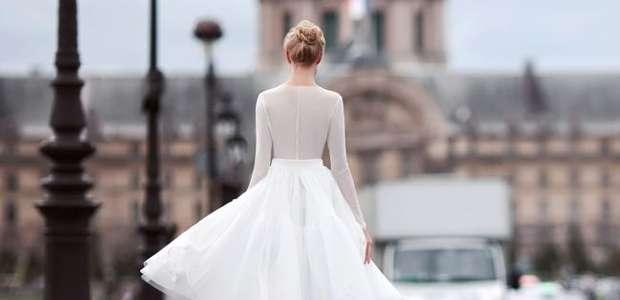 Vestido para casamento civil: + de 20 looks para você ...