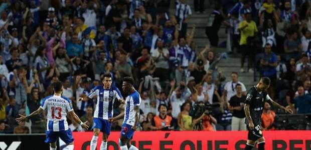 Após tropeços, Porto goleia o Vitória de Setúbal pelo ...