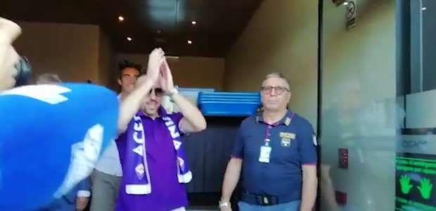 FIORENTINA: Ribéry causa comoção em Florença em meio a ...