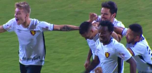 Em jogo marcado por contusões, Sport vence Vila Nova e ...