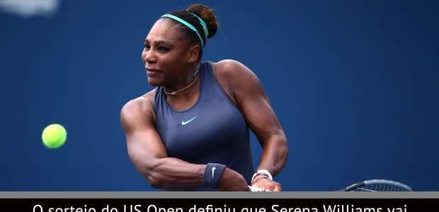 TÊNIS: Duelo inédito: Serena Williams enfrentará Maria ...
