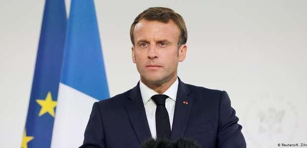 Macron diz que Bolsonaro mentiu e refuta acordo com Mercosul