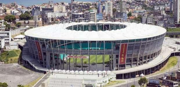 Relação entre Vitória e administração da Arena Fonte ...
