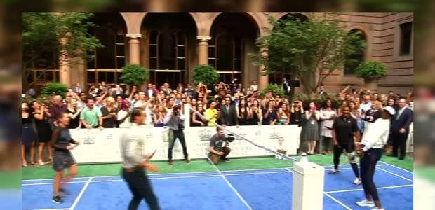 VIRAL: Tênis: Serena, Venus, Nadal e Cori Gauff se ...